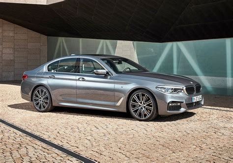 new bmw 5 series 2017 launched price in india starts at