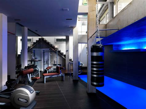 home workout studio design home and studio by iosa ghini associati design milk