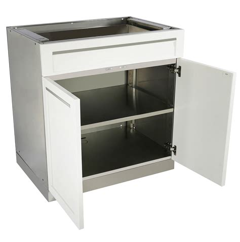 4 life outdoor stainless steel drawer plus 32x35x22 5 in 4 piece outdoor kitchen cabinet set w40075 4 life