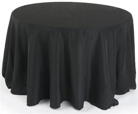 linen like round table covers black round dining table cloth wedding linens