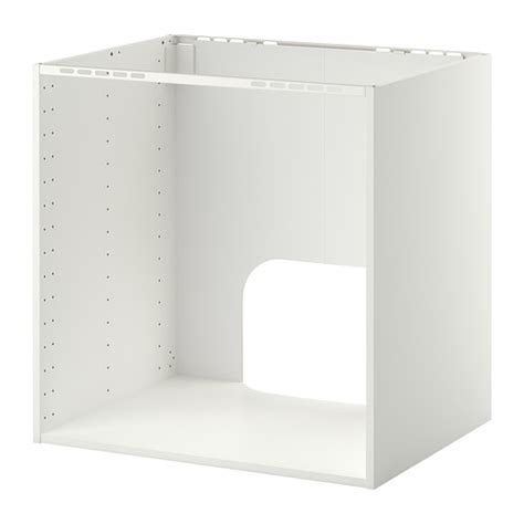 How Many Departments Are In The Cabinet Metod Base Cabinet For Built In Oven Sink White