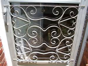 decorative screen door grille guard atom vintage mill finish aluminum screen doors and