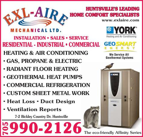 Comfort Aire Geothermal Reviews by Exl Aire Mechanical Ltd Opening Hours 7 2 Bickley