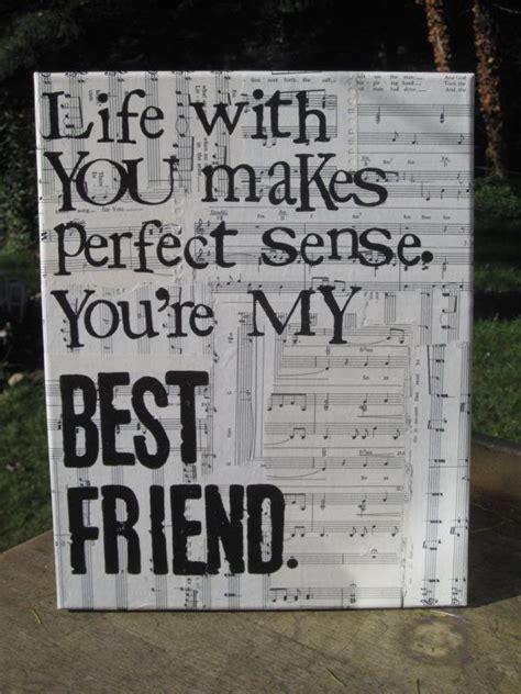 """11x14 """" My best friend"""" Tim McGraw Lyrics, vintage sheet"""