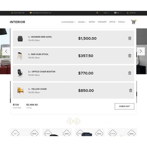 Home Interior Stores Online interior furniture online store prestashop addons