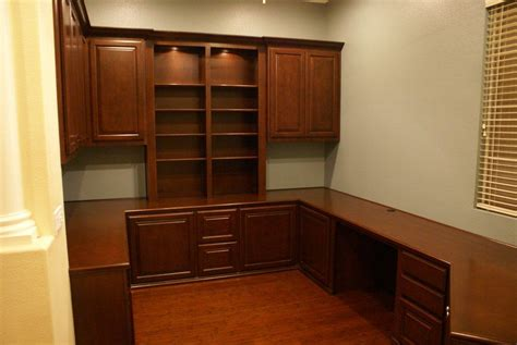 Desk Furniture For Home Office Custom Home Office Cabinets And Built In Desks Platinum Cabinetry