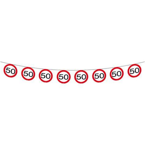 Girlande 18 Geburtstag by Schilder Girlande 50 Partydeko Zum 50 Geburtstag Jetzt