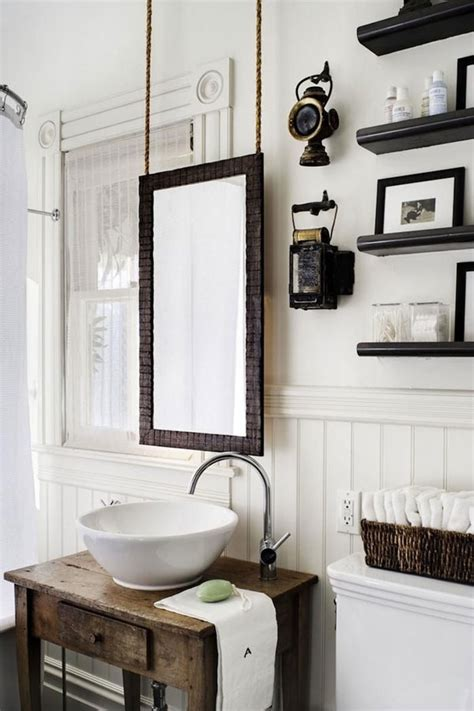 rustic chic bathroom designs rustic crafts chic decor