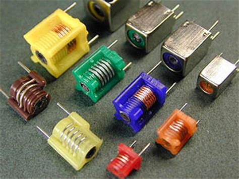 application of molded inductor types of inductors and applications