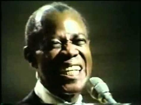 louis armstrong what a wonderful what a wonderful world louis armstrong