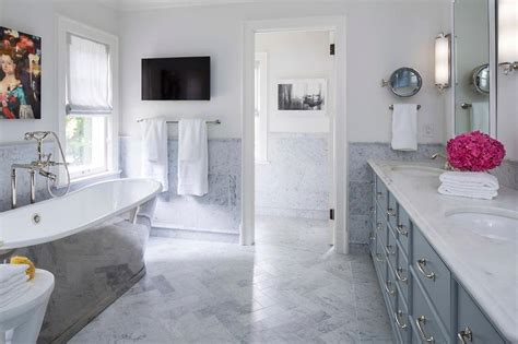 blue gray bathroom gray master bathroom ideas blue and blue and gray master bathroom with cast iron tub