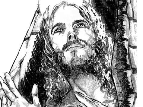 jesus tattoo wallpapers dibujos del rostro de jesucristo imagui