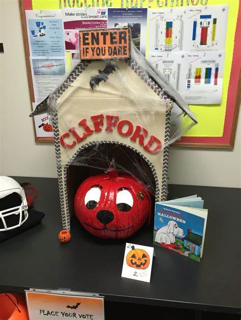 clifford dog house 16 best 1st grade pumpkin parade images on pinterest pumpkin ideas pumpkin contest
