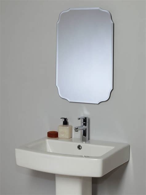 lewis partners vintage bathroom wall mirror at - Wall Mirrors Bathroom