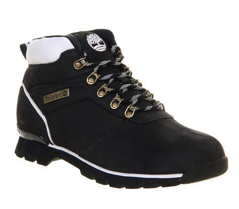 navy timberland boots mens timberland splitrock 2 navy nubuck boots ebay