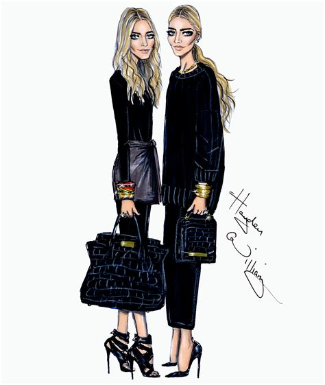 Is This A Trend Style Spotlight by Hayden Williams Fashion Illustrations Luccamagazine