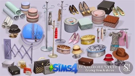 sims 4 cc clutter my sims 4 blog furniture clutter and more by simcredible