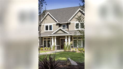 Craftsman House Plan 2474 The Morristown: 6349 Sqft, 5