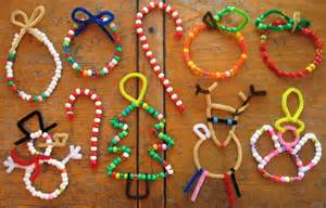 Christmas Crafts Using Pipe Cleaners - christmas crafts for kids 29 adorable diy tree ornaments