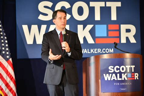 walker atlanta wisconsin governor walker in atlanta