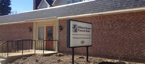 welcome to hilliard rospert funeral home hilliard