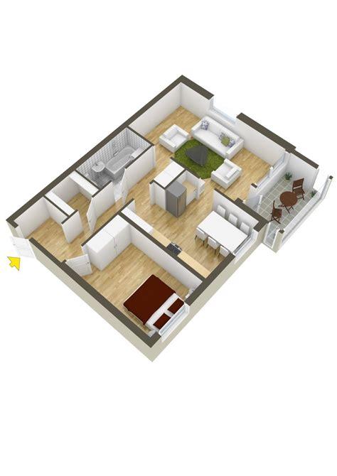 1 bedroom hall kitchen plan 40 more 1 bedroom home floor plans