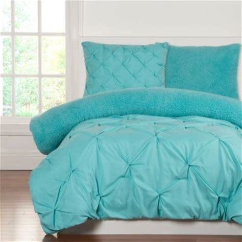 nadia reversible comforter set in teal buy reversible full queen comforter set in teal from bed