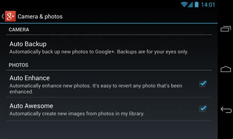 Google Auto Back by How To Switch On Off The Google Photos Auto Photo Back Up