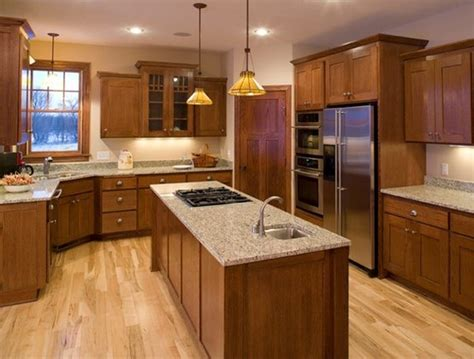 Kitchen Oak Cabinets by Best Paint Colours For Dark Oak Kitchen Cabinets Ia