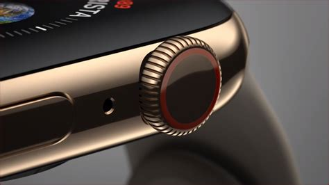 Apple Series 4 Digital Crown by How To Turn The Digital Crown Haptic Feedback On Apple Series 4