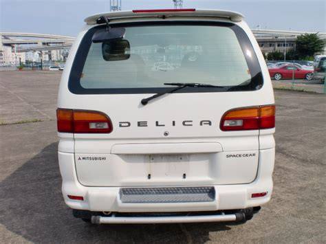 mitsubishi delica space gear featured 1997 mitsubishi delica space gear at j spec imports