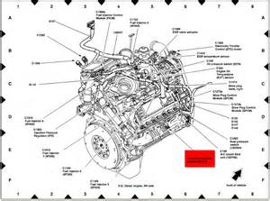 ford 6 0 powerstroke engine diagram