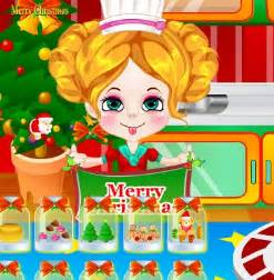 Kiki christmas cake cooking best free online game for kids on