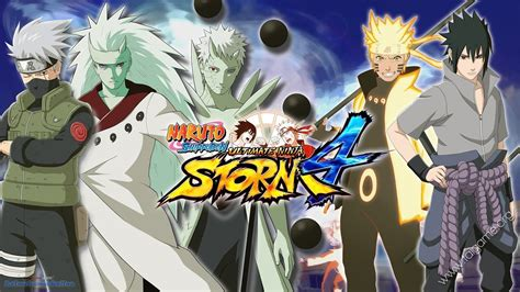 download game naruto over crazy mod apk game naruto ninja storm revolution highly compressed android