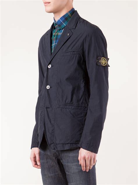 Blazer Jaket Lyst Island Blazer Jacket In Blue For