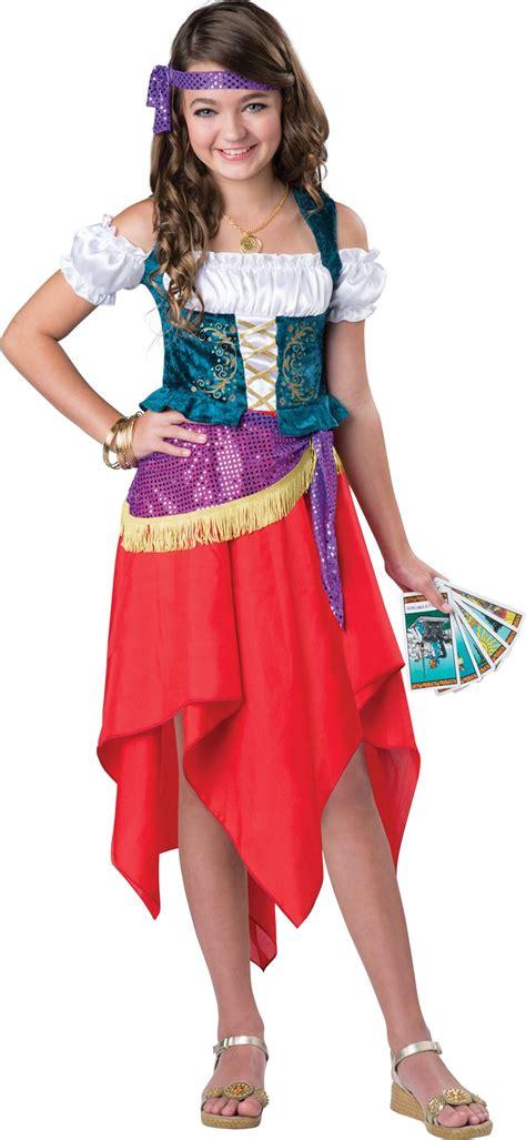 girls fancy dress halloween costumes the costume land kids mystical gypsy girls costume 33 99 the costume land