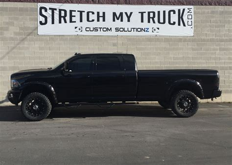 mega cab long bed longbed conversions stretch my truck