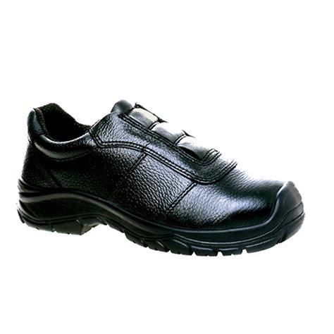 Sepatu Boot Stallon Ori Kulit sepatu safety boots stallion slip on 3155