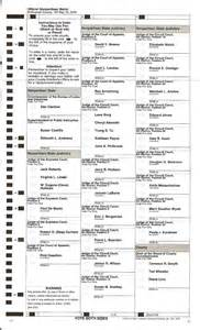 office ballot story