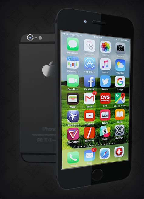 iphone 6s high quality by dunpix 3docean