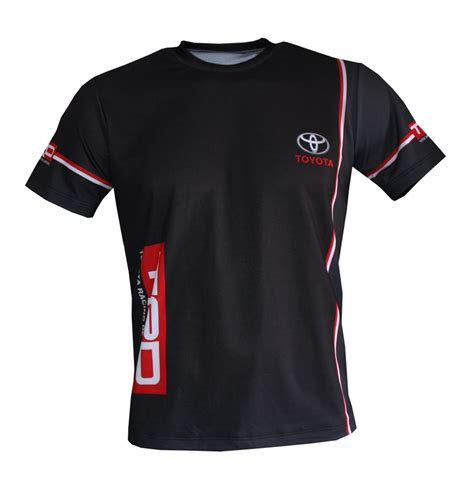 Toyota Logo T Shirt toyota trd t shirt with logo and all printed picture