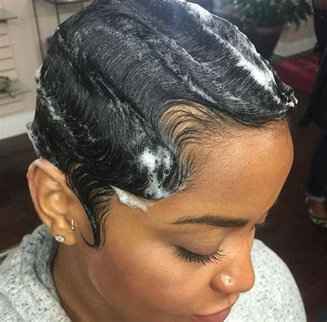 how to do a finger wave on a twa 17 best images about finger wave on pinterest her hair