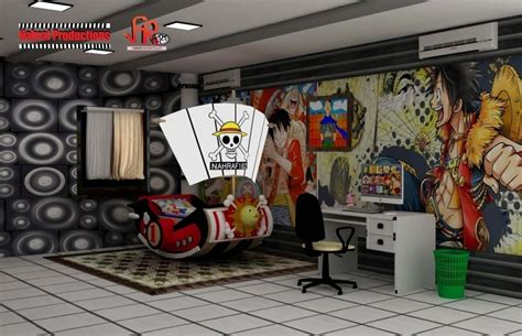 Mickey Mouse Bathroom Ideas One Piece Bedroom Design Anime Theme For Children Room