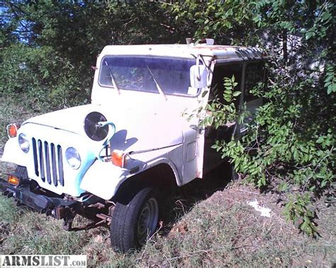 mail jeep for sale armslist for sale trade 1974 dj5 mail jeep