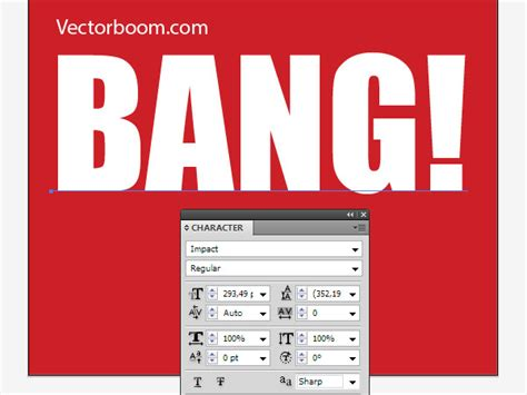 how to create explosion text effect in illustrator how to create explosion text effect in illustrator
