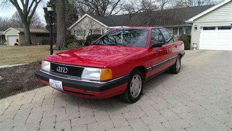 how do cars engines work 1987 audi 5000s windshield wipe control 1987 audi 5000 quattro s sedan 4 door 2 3l for sale in la grange illinois united states