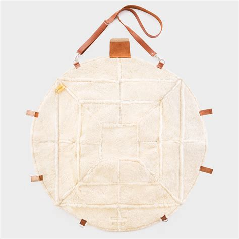 Sheepskin Mat by Sheepskin Baby Play Mat