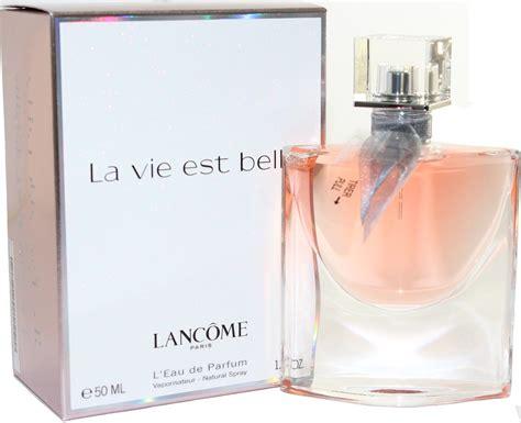 La Vie Top 1 la vie est by lancome 1 7 oz edp spray perfume sealed new in box 3605532612768 ebay