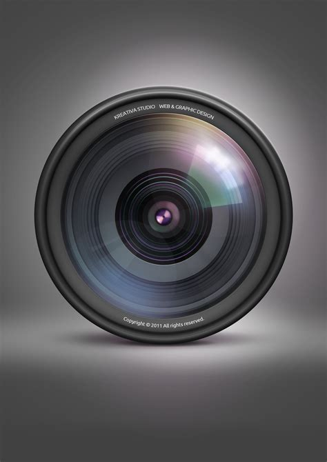 camara lens kreativa studio camera lens josey records
