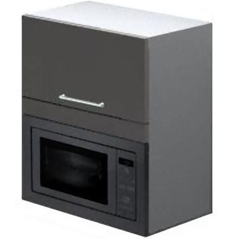 meuble haut micro ondes integrable 224 poser meubles de